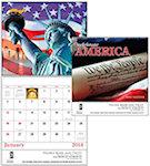 Celebrate America Spiral Wall Calendars